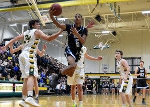 East vs South Basketball Recap