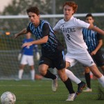 Gallery: Boys Varsity Soccer vs Olathe Northwest