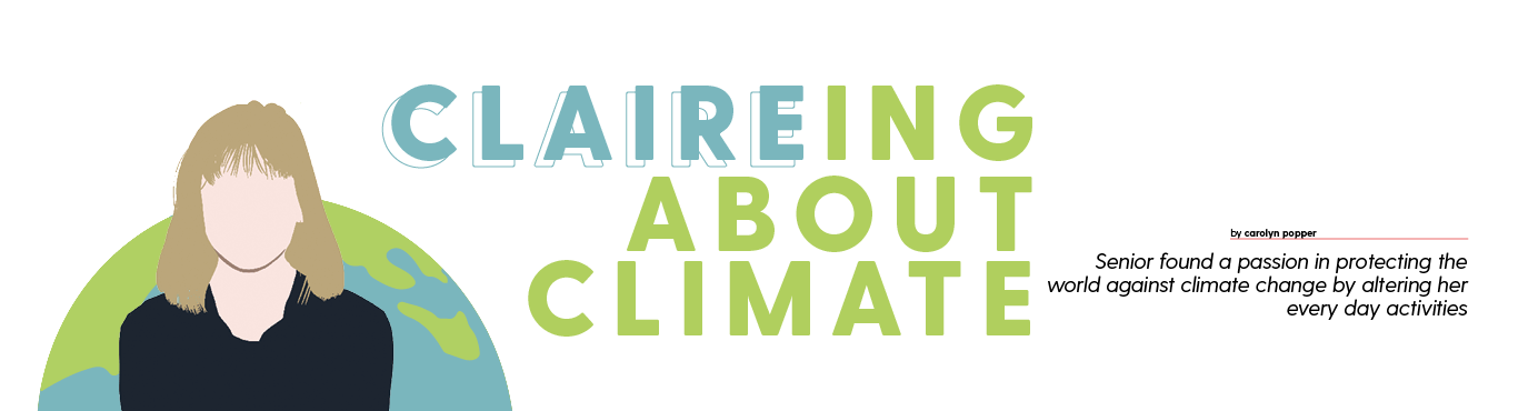 claireing about climate title