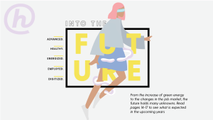 Into the Future: A Report on What's Next