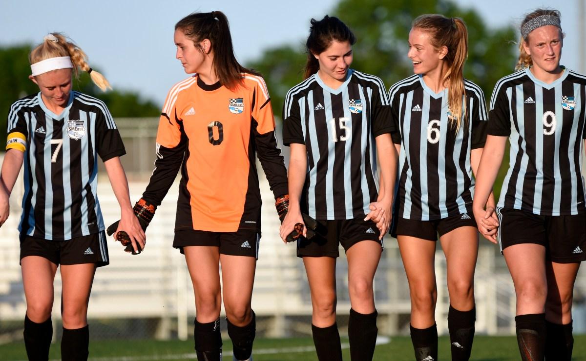 Gallery: Varsity Girls Soccer Regional Playoff Game