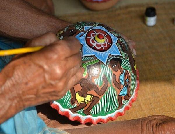 West Bengal Rural Craft Hubs