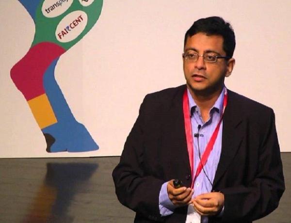 Satish Kataria, CEO at crowdfunding platform Catapooolt.