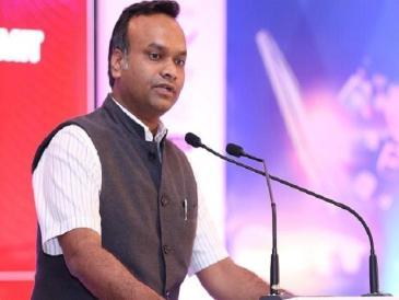 Karnataka's new Information Technology Minister, Priyank Kharge