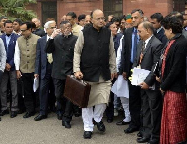 Finance Minister Arun Jaitley-budget