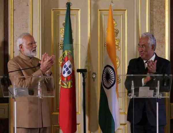 India-Portugal launch joint start-up hub in first ever Indian Prime Ministerial visit