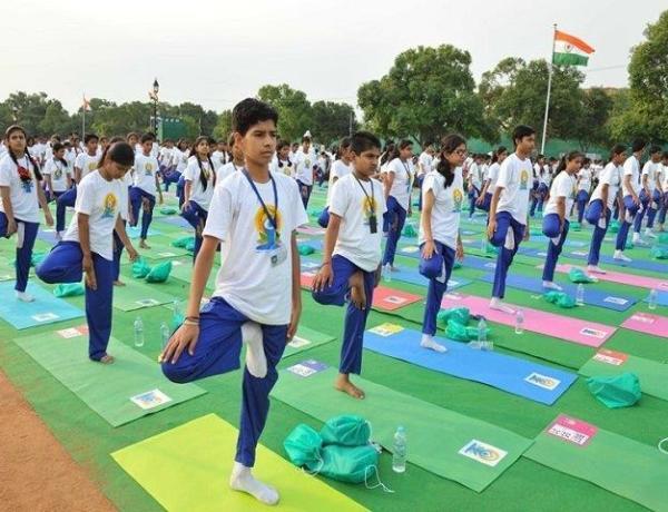 KVIC to supply 15k yoga kits