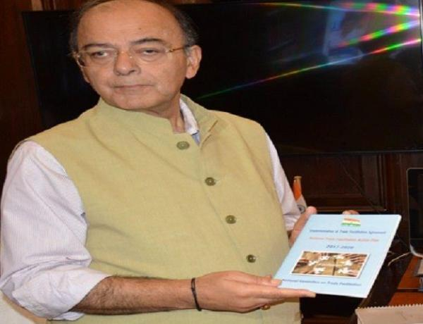 Arun Jaitley releases National Trade Facilitation Action Plan