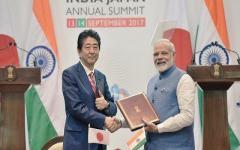 India-Japan Summit 2017