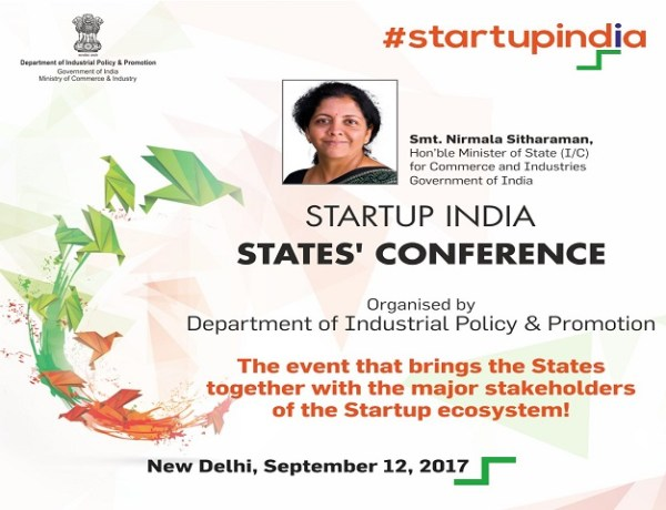 Startup India States Conference 2017