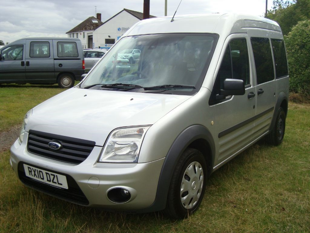 ford tourneo connect 2010 user manual