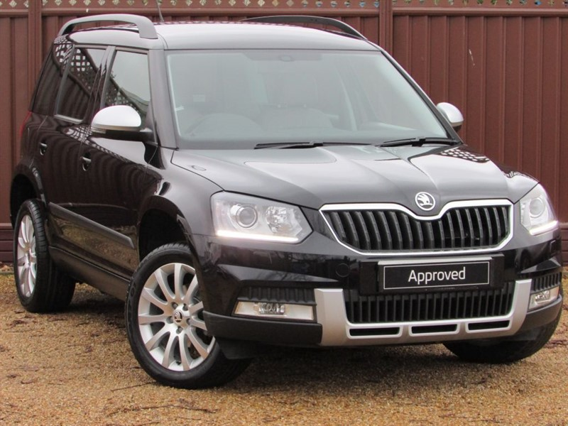 cv values of skoda yeti used in france