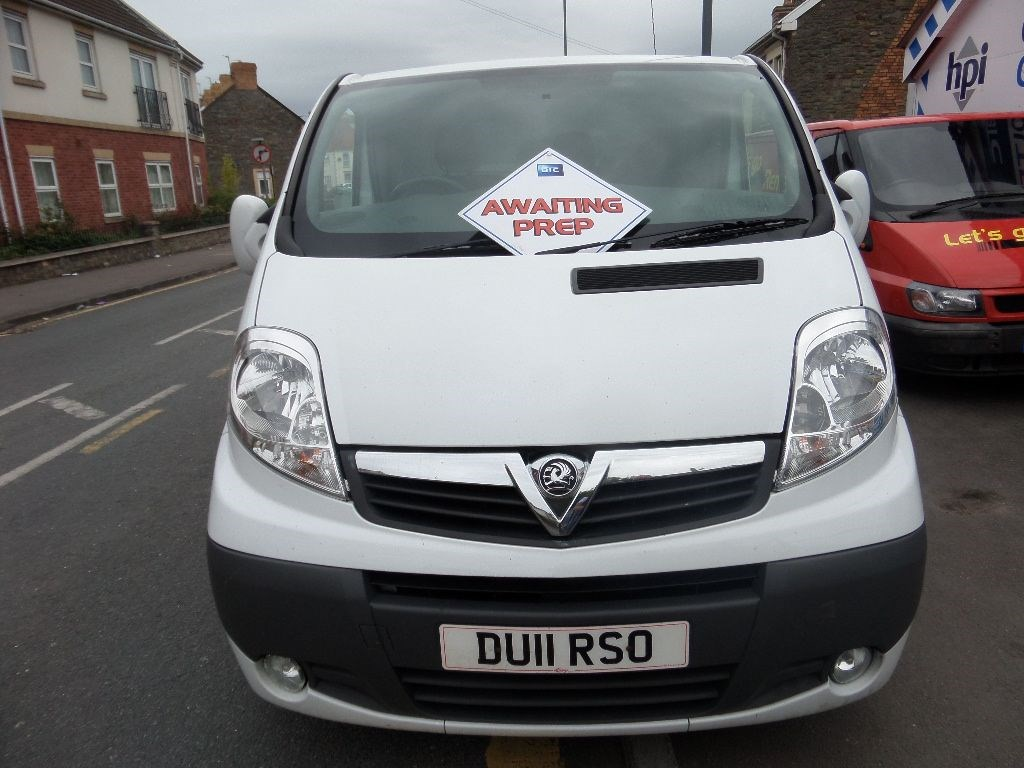Vauxhall Partners List Of Companies Usedvauxhall Vivaro 2900 Cdti Sportive For Sale In Essex