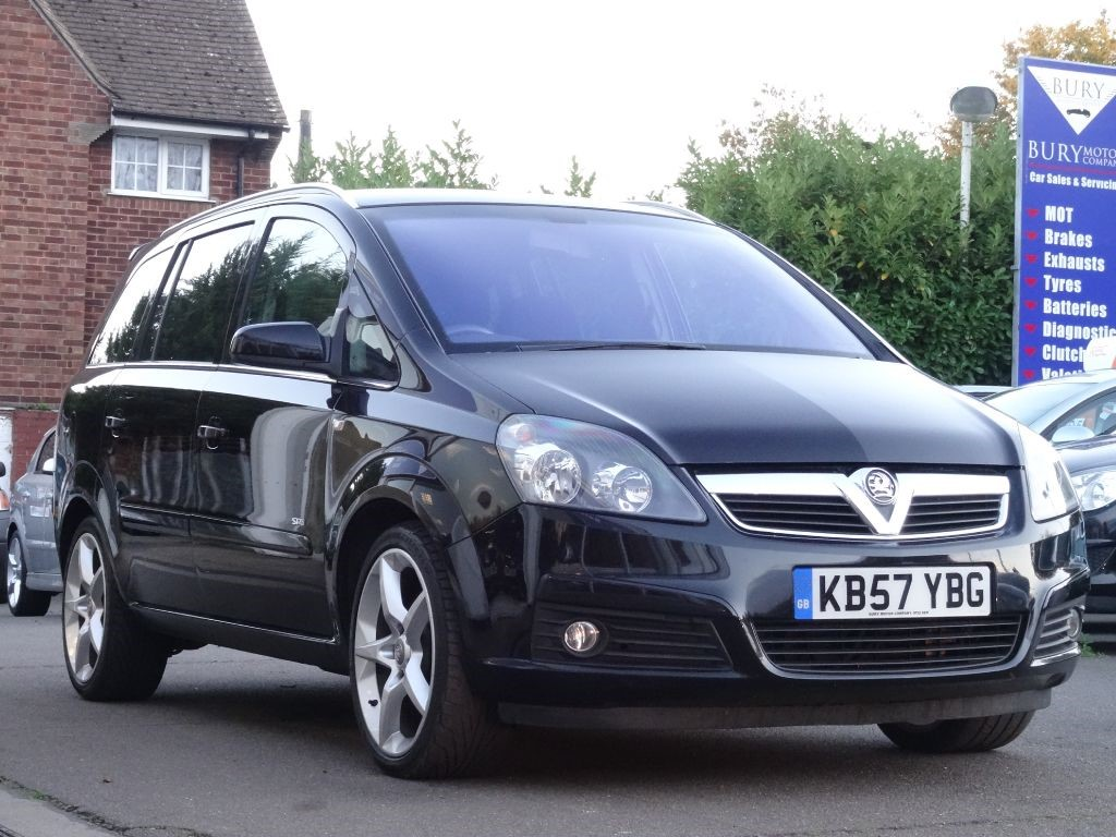 Vauxhall Partners List Of Companies Vauxhall Zafira Sri Cdti For Sale Bury St Edmunds