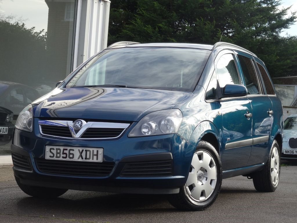 Vauxhall Partners List Of Companies Vauxhall Zafira Life 16v For Sale Bury St Edmunds