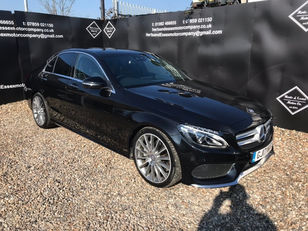 C220 Amg 2017 Mercedes C220 Herts And Essex Motor Company Essex