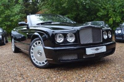 Used BELUGA Black Bentley Azure For Sale | Buckinghamshire