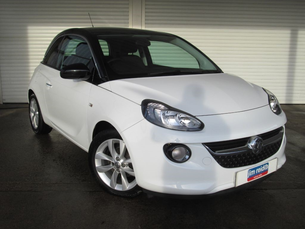 Vauxhall Adam Dimensions Vauxhall Adam In Kintore Aberdeenshire Compucars