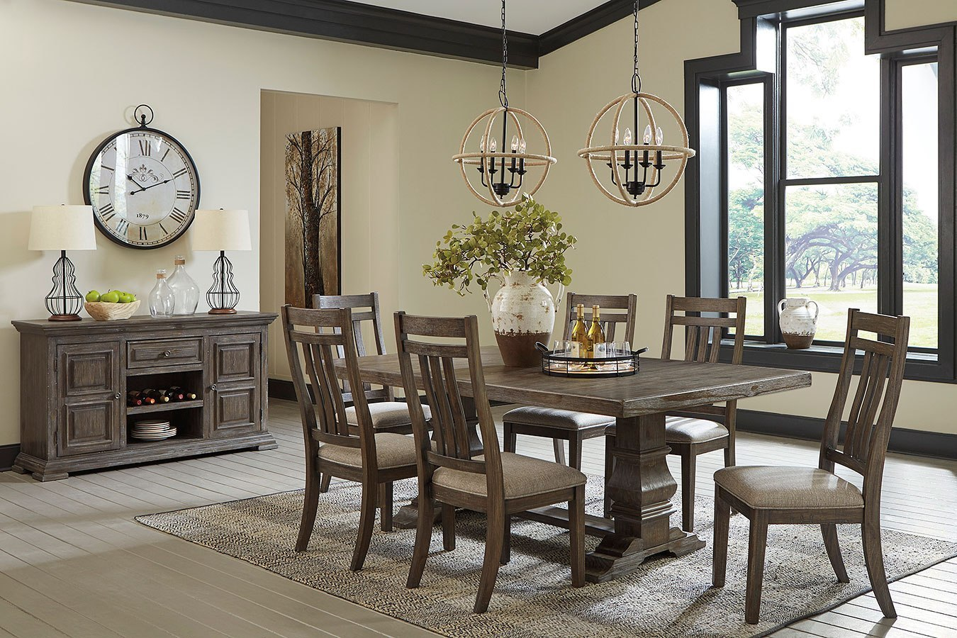 Wyndahl Dining Room Set By Signature Design By Ashley Furniturepick