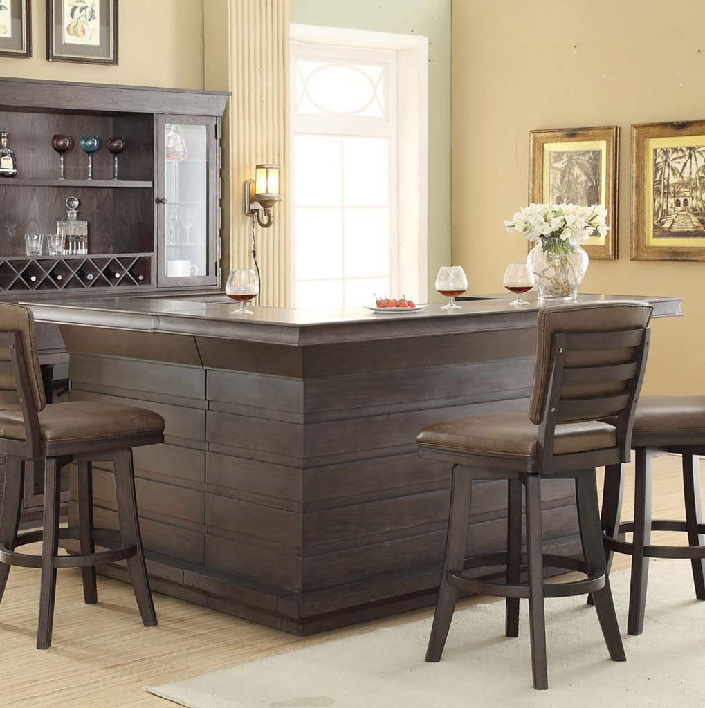 Home Bar Furniture Toscana Home Bar Set