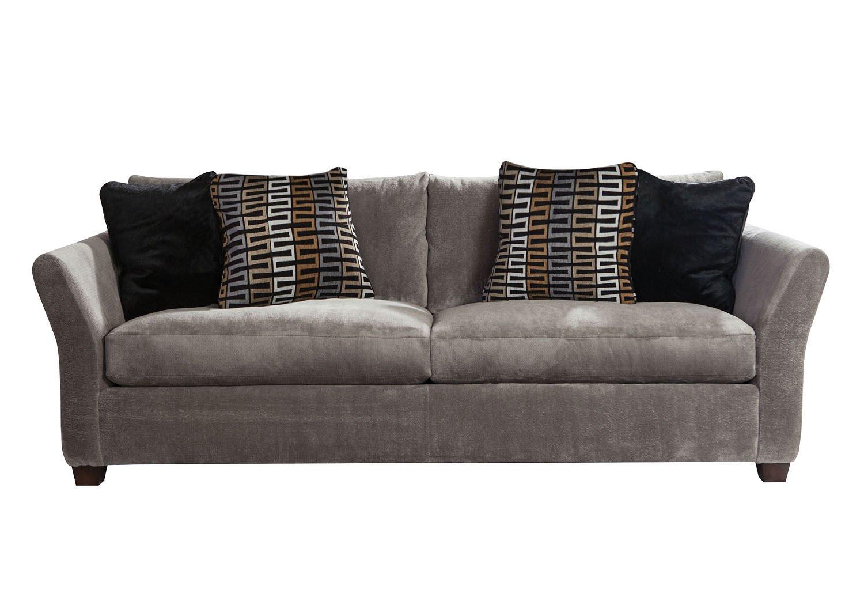 Brighton Sofa Cobblestone By Jackson Furniture