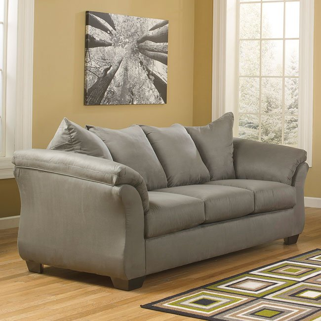 Darcy Sofa Ashley Review Darcy Cobblestone Sofa By Signature Design By Ashley, 1