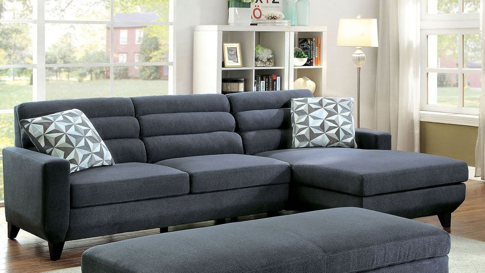 Jensen Sofa Bed Next Jensen Sectional W Pillows