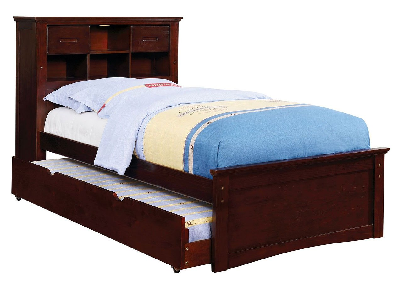 Bookcase Bed Pearland Youth Bookcase Bed