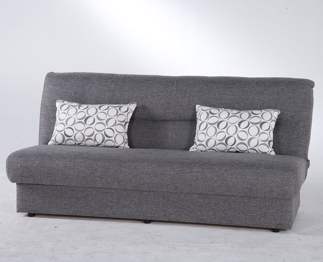 What's A Click Clack Sofa Regata Click Clack Sofa Bed (diego Gray) By Istikbal