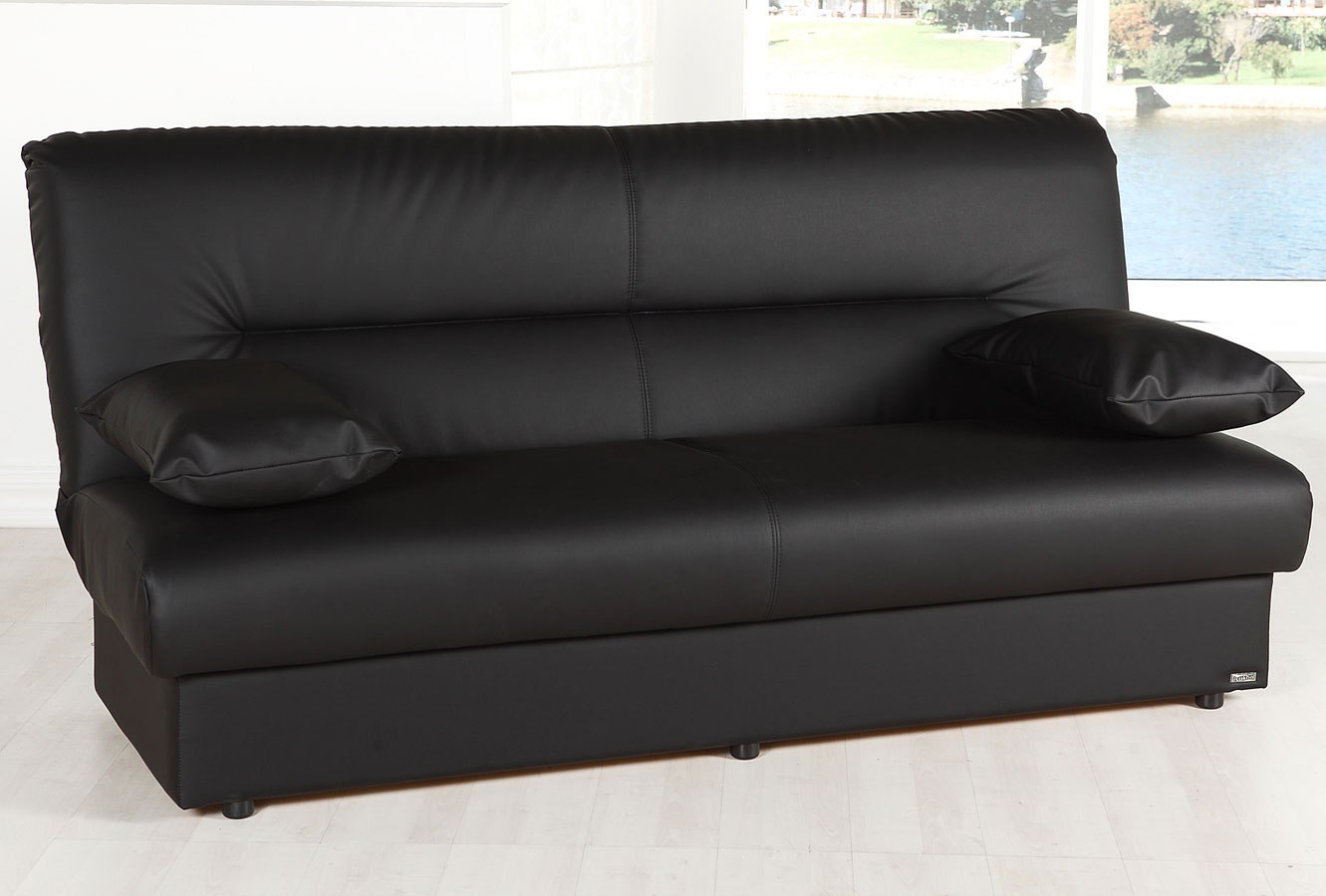 What's A Click Clack Sofa Regata Click Clack Sofa Bed (escudo Black) By Istikbal