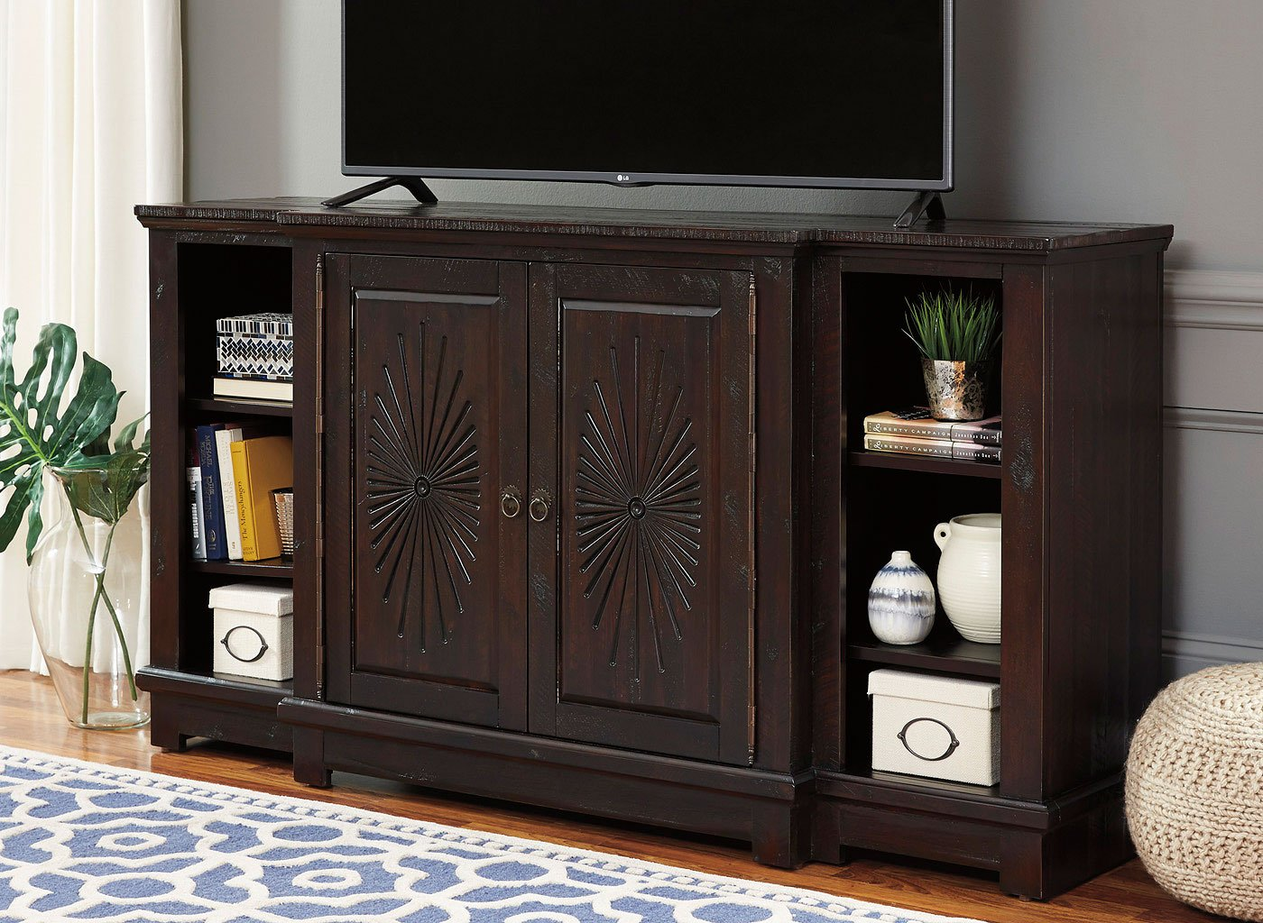 Rolansten Extra Large Tv Stand Tv Stands And Tv Consoles