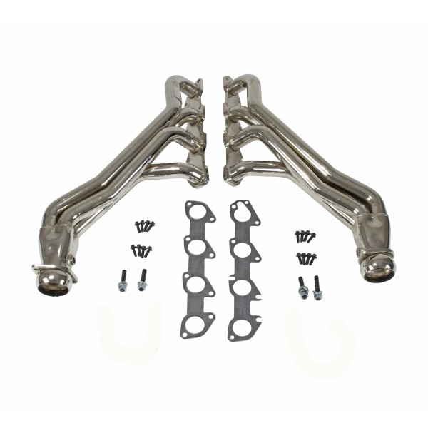 57 Hemi Challenger/Charger 1-3/4 In Long Tube Headers - Ceramic