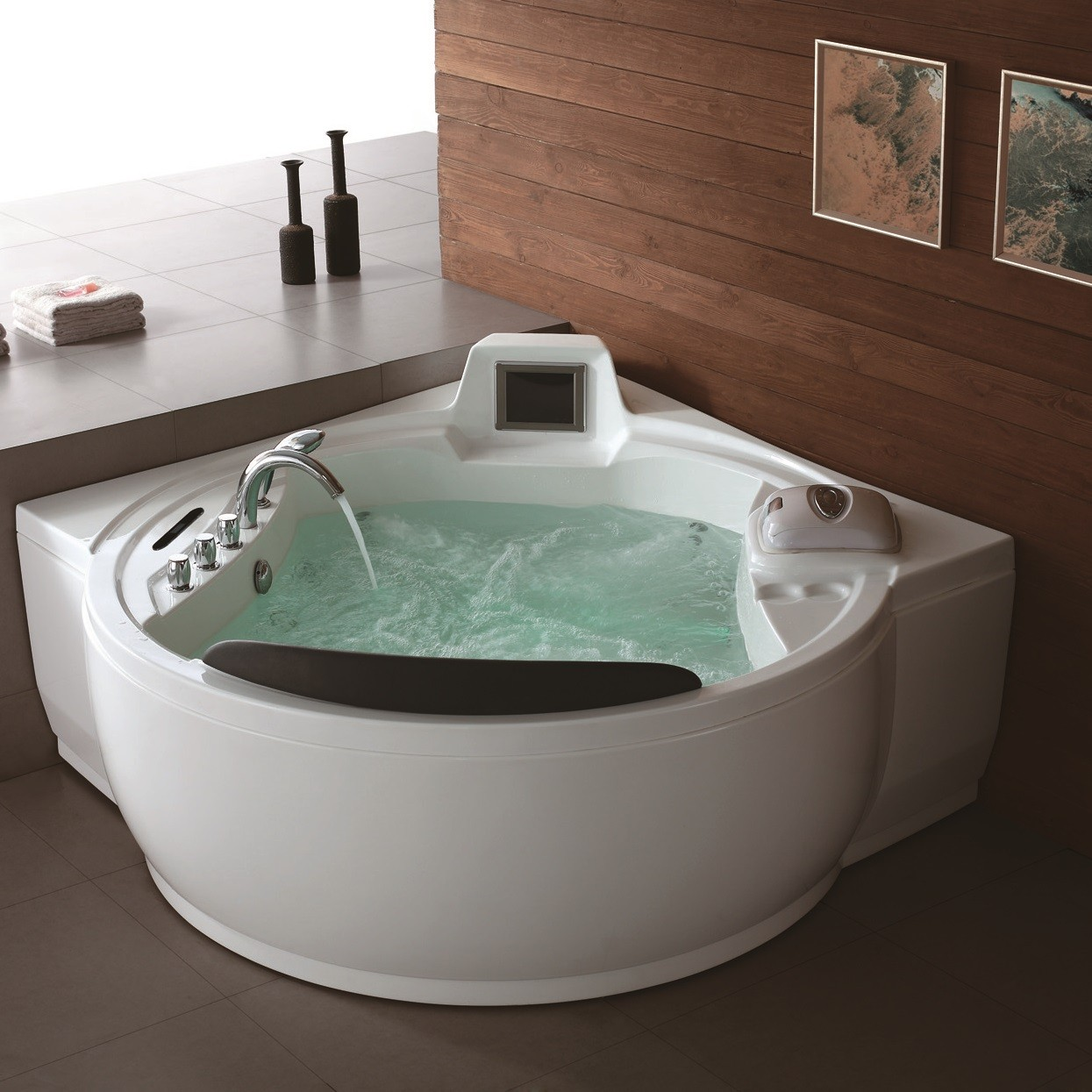 Chakuzi Freeport Whirlpool Tub