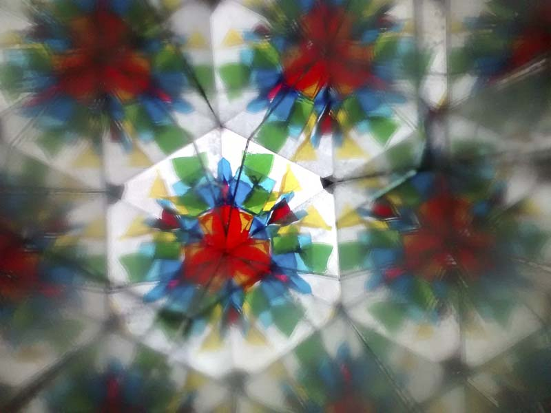 Make Your Own Kaleidoscope Physics Science Project