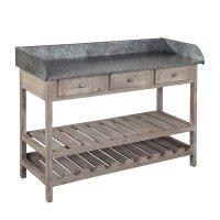 Tin Top Sideboard Hekman | Furniture Cart