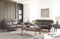 Sissoko Gray Living Room Set Signature Design | Furniture Cart