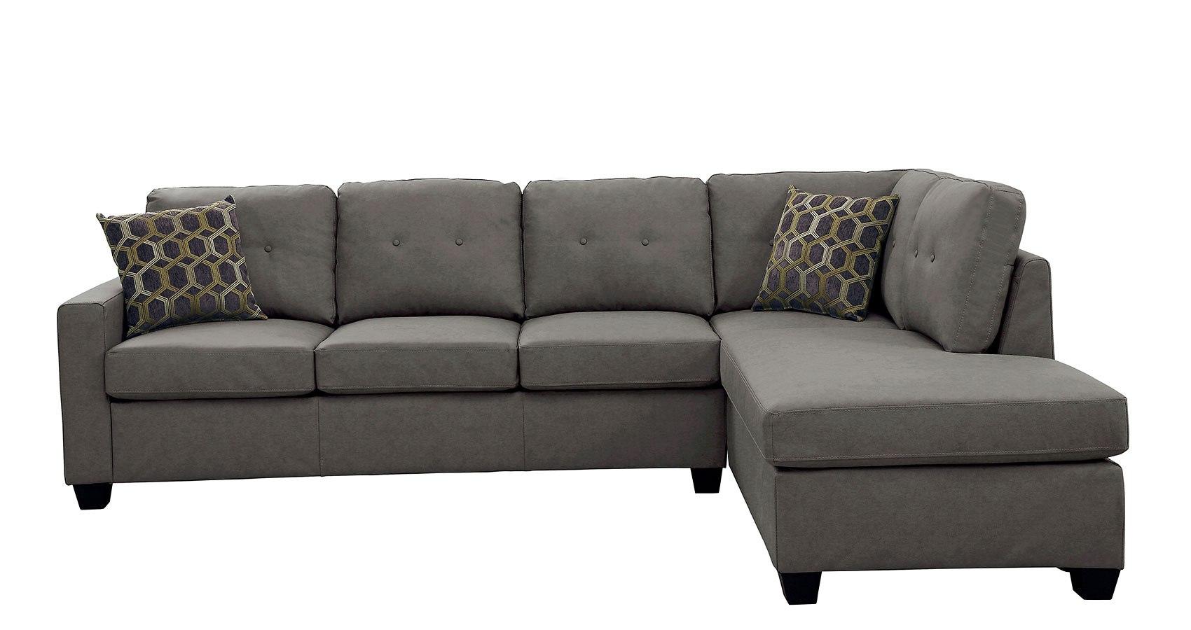 Powell Reversible Sectional Coaster Furniture Furniture Cart