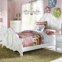 SweetHeart Panel Bedroom Set Samuel Lawrence Furniture, 2 ...