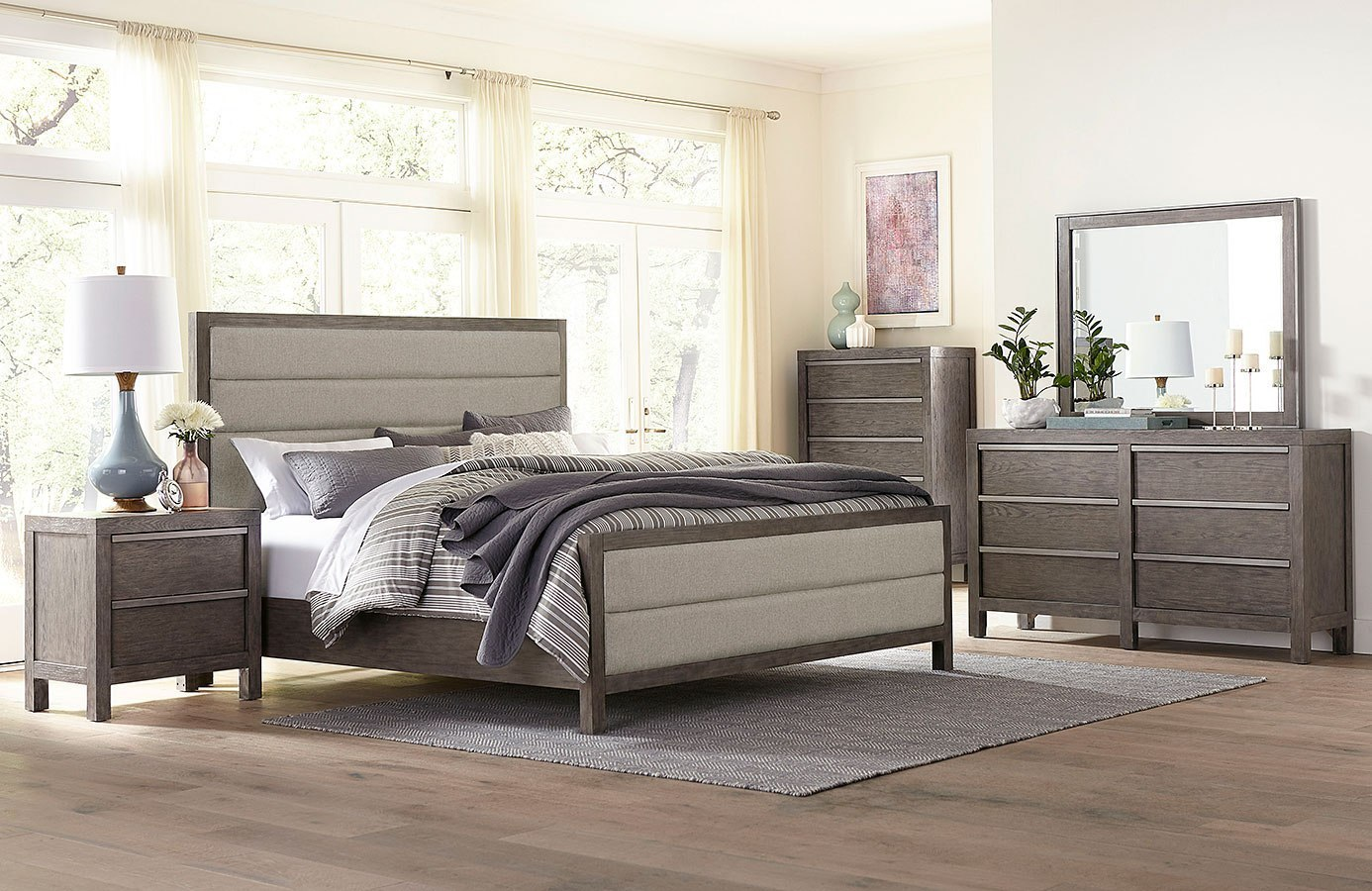 Dresser Melbourne Melbourne Heights Panel Bedroom Set Standard Furniture