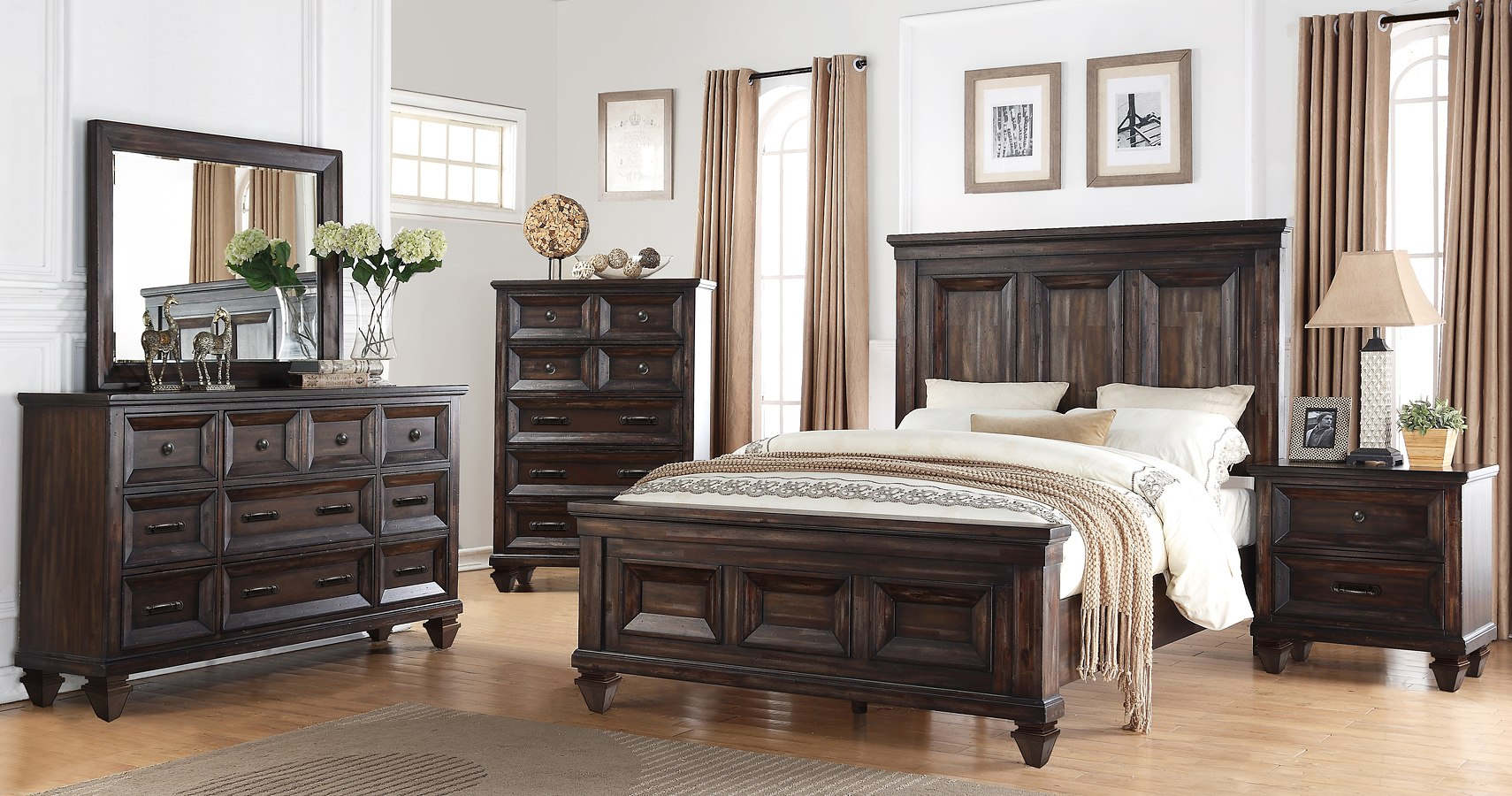 Factory Sofas Sevilla Sevilla Panel Bedroom Set New Classic Furniture