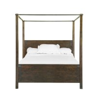 Pine Hill Canopy Bed Magnussen | Furniture Cart