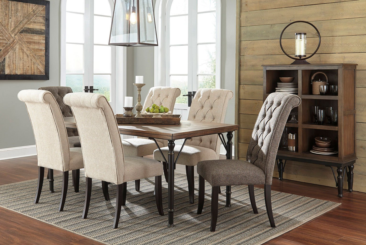 Mixing Dining Room Chairs Tripton Mix And Match Dining Room Set Signature Design