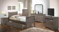 G3105 Youth Sleigh Bedroom Set W/ Trundle Glory Furniture ...