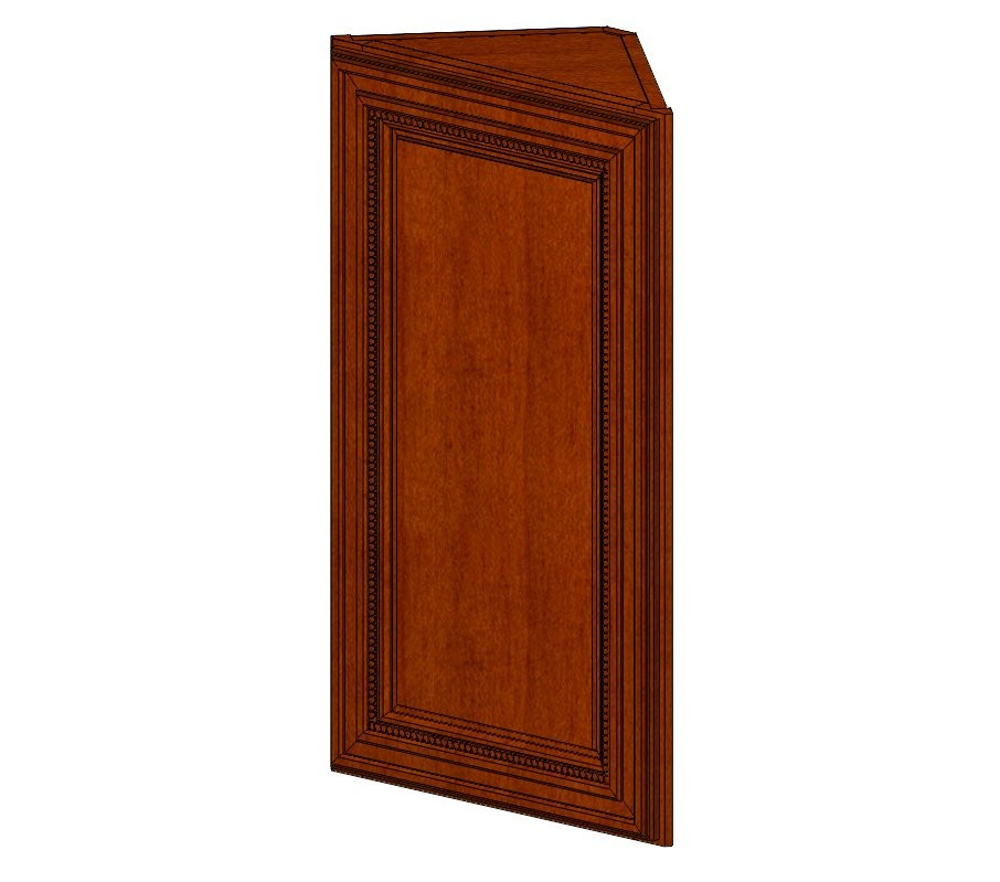 AW30 Sienna Rope Angle Wall Cabinet