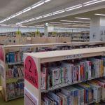 「図書館の近くに住む」という夢が叶いました!