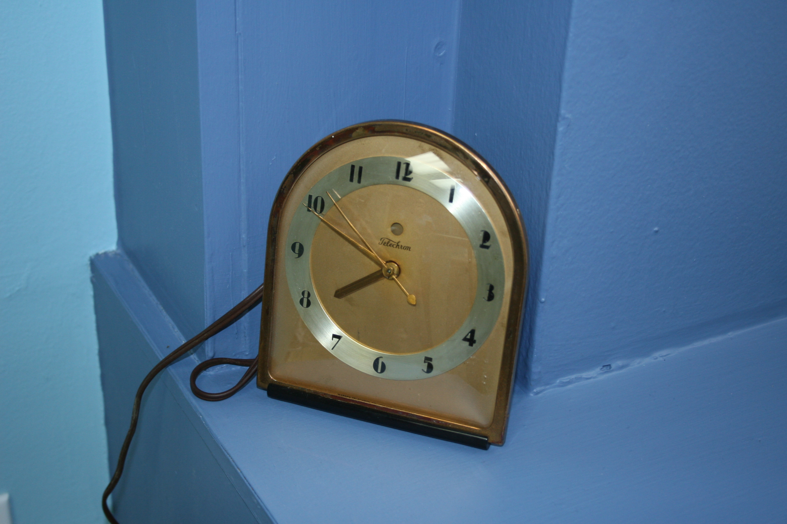 American Made Alarm Clock Our Telechrons Smile Philadelphian