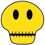 Skull Smiley Face
