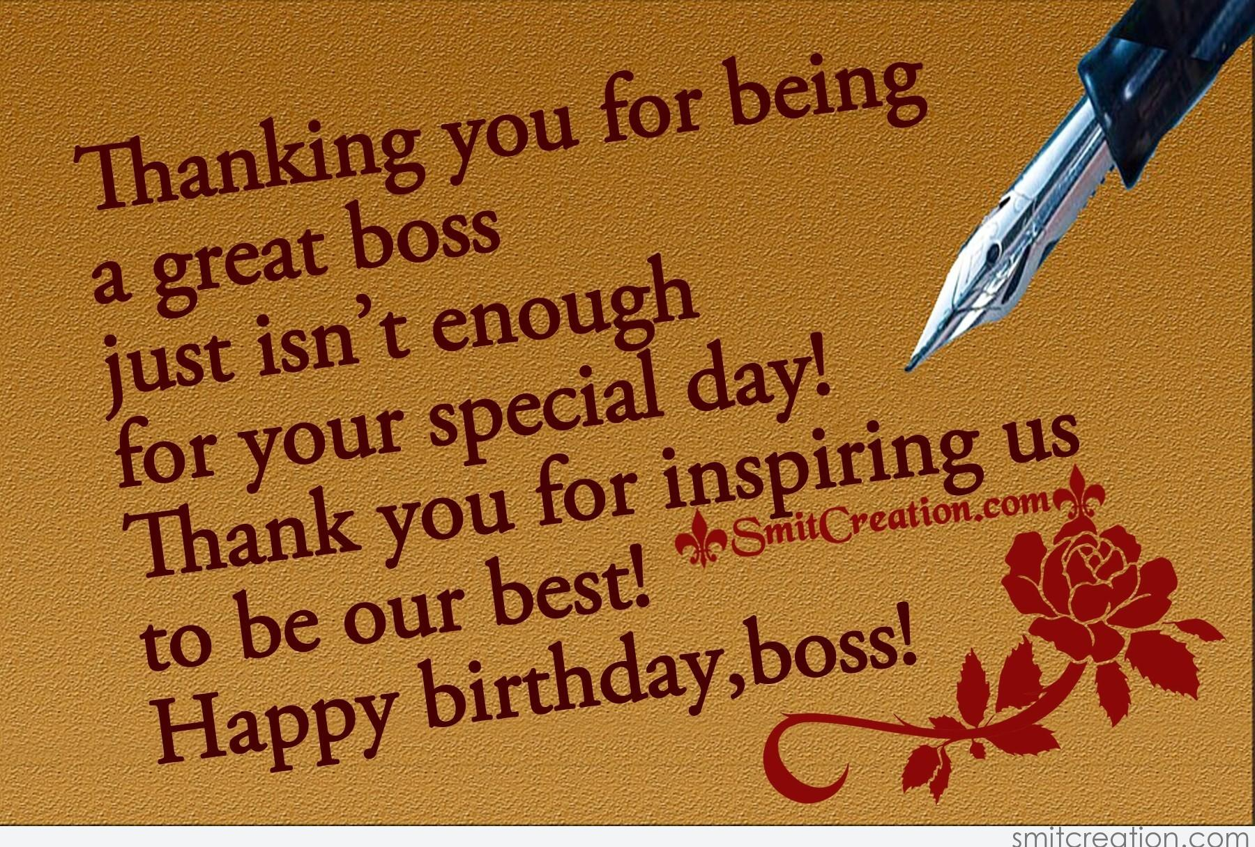 Birthday Greetings To Boss Birthday Wishes For Boss Pictures And Graphics