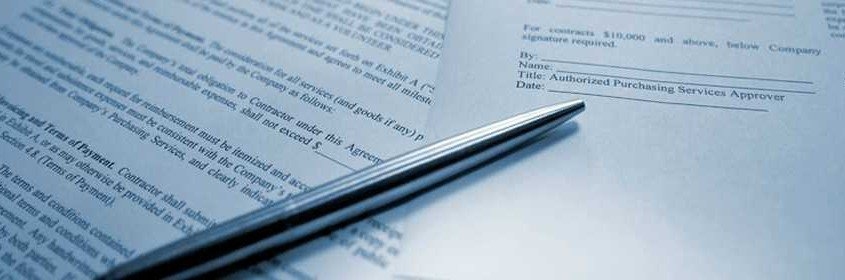 Contract Disputes  Breach of Contract Lawyer Litigation Attorney