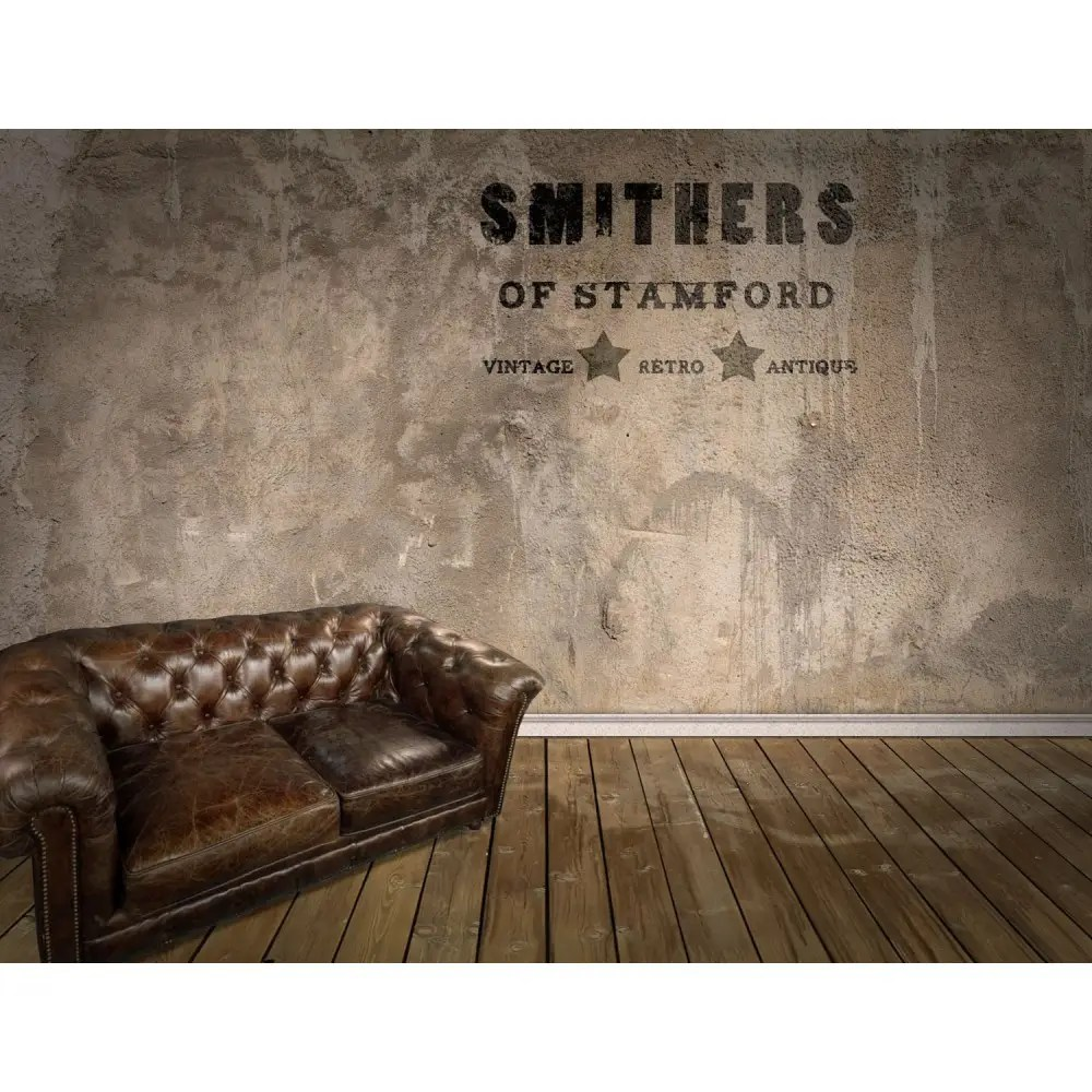 Buy Vintage Italian Leather Chesterfield Sofa At Smithers Of Stamford